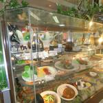 コーヒー&レストラン・ロア - パフェの存在を確認してからの入店
