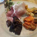 イタリアン Bambu - 前菜4種