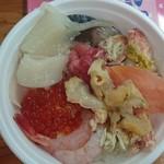 釧路和商市場 - 勝手丼 1