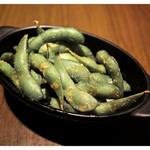 多治見フレンチ - 「枝豆ペペロンチーノ」(2016.01)