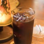 ながさき雪の浦手造りハム - アイスコーヒー セットの場合 350円