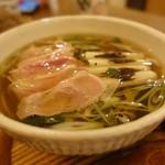 そば処 とき - ☆鴨南蛮蕎麦(●^o^●)☆