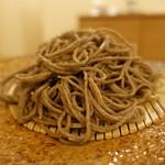 そば処 とき - ☆濃いめの十割蕎麦(#^.^#)☆