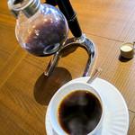 倉式珈琲店 - 「本日のストレート」(370円+税)。この日は「コロンビア クレオパトラ」。