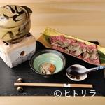 トリュフ蕎麦 わたなべ - トリュフとの相性を考えてつくられた贅沢な味わいの『三田牛とトリュフのすき焼き』