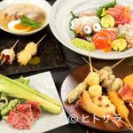 串揚げと和食 323 - 旬の食材を活かした串揚げと和食。料理人技がきいた優しい味わい