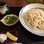 釜揚げ手打ちうどん喜多川 - 料理写真: