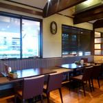 ごちそうお肉ビストロ くう海 - ◆テーブル席