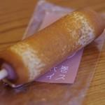 山田竹風軒本店 - 源氏巻アイス