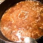 牛蔵 - 〆その② 雑炊