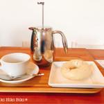 ベーグル カフェ クマナカ - 料理写真: