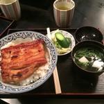 川勢 - ランチうな丼