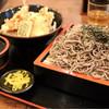 そば処 いながわ - 料理写真:ミニ天丼ざる蕎麦セット  大盛り