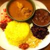 カレーや デッカオ - 料理写真:スリランカセット