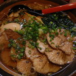 拉麺 餃子 竹蔵 -