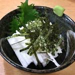 酒蔵ごたん田 - 山芋千切り ¥350