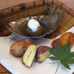 蔵精 - 秋の前菜