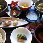 蔵精 - 秋の野菜フルコース