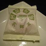 阿闍梨餅本舗 京菓子司 満月 - ☆個包装なので安心感がありますね(#^.^#)☆
