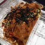 壹銭洋食 - ☆もっちりした生地と具だくさんさがGood!!(^◇^)☆