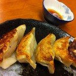 みかどや - 貴子の餃子 350円
