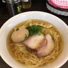 かしわぎ - 料理写真:塩ラーメン 味玉付('17/06/20)