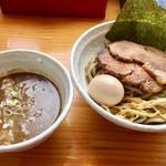 二代目 村岡屋 - 特製つけ麺1000円