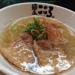 麺屋こころ - 塩ラーメン(730円)