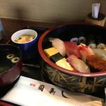 司寿し - 料理写真:ランチ握り 780円(税込)