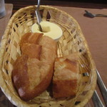 ル・クープ・シュー - パンとバター