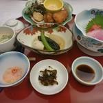 川湯観光ホテル - 料理写真:夕食