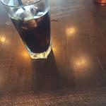 オルケスタ - 食後のアイスコーヒー