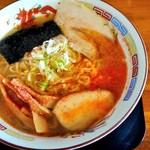 麺や 陽風 - 海老塩ラーメン650円