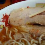 麺や 陽風 - 豚 チャーシュー