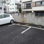 栄寿亭 - 駐車場