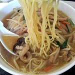 香港料理 麒麟閣 - 麺