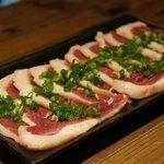 鶏焼肉 Pele - 鴨ロース(焼き)