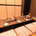 博多水炊き 大和 - 最大10名の掘りごたつ個室