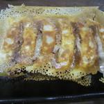 極楽湯 お食事処 - 極楽餃子