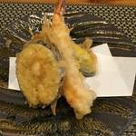 旬彩和心 棗 - 天ぷら