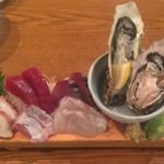 魚金 - 玉手箱¥1580(税別) 左半分
