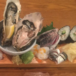 魚金 - 玉手箱¥1580(税別) 右半分