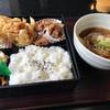 そば辰 - 料理写真:幕の内弁当ランチ