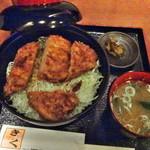 68875103 - ソースかつ丼(ロース/160g)¥980