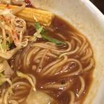 広尾のカレー - 麺