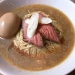 68875167 - [限定]鴨煮干noodle+味玉