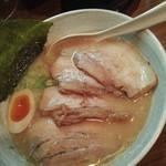 たくみ - チャーシューメン850円