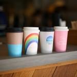 バイロンデイズ - HOTドリンクはカップを選んでもらえます