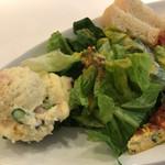 トラットリア ドン ジョヴァンニ - 前菜&サラダ