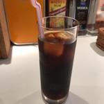 トラットリア ドン ジョヴァンニ - アイスコーヒー